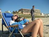Kristen Bell Candid Foto 586 (Кристэн Бэлл Кандид Фото 586)