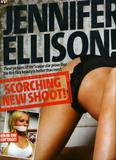 Jennifer Ellison - Scorching New Shoot! - Nuts 11-17 July 2008 - 11 UHQ Scans