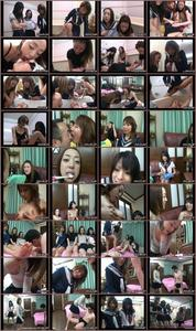 FR-27 4 Female Perverted GALs Violate a Maniac M-man Asian Femdom Fetish
