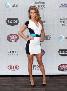 Nina Agdal – Spike TVs Guys Choice 2014 June 7,