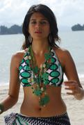 Actress Shraddha Das in Hot Bikini Photos