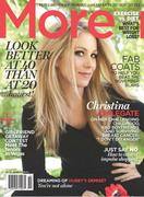 Christina Applegate - More Canada - Nov 2012 (x9)
