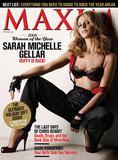 Sarah Michelle Gellar Maxim Cover December 2007 1MQ